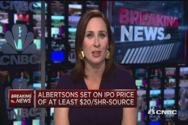 Albertsons still eyes $20 IPO in coming weeks