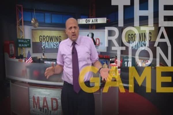 Cramer: Why the market rallied