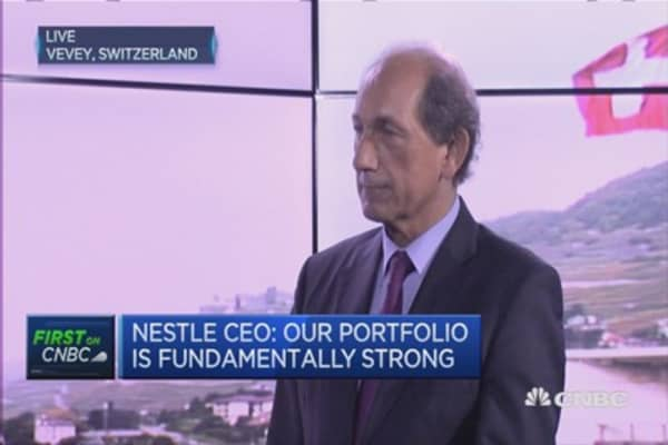 Nestle's embracing new opportunities: CEO