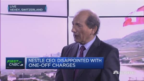 Nestle will persist with EM markets: CEO