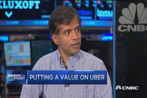 Can Uber convince investors?
