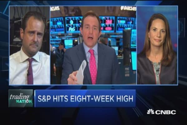 Trading Nation: Where the S&P's headed