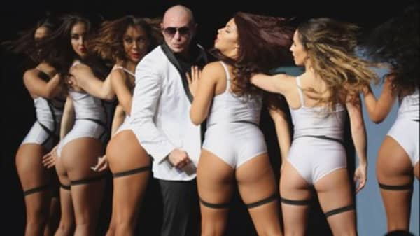 Pitbull: 'Being Cuban-American, I'm already born politically incorrect'