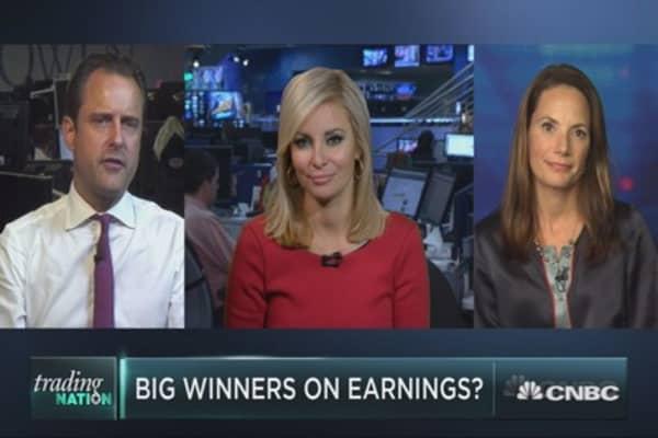 Biggest earnings surprise this week?