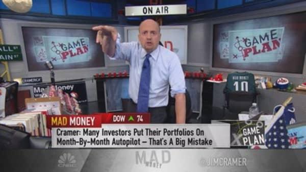 Cramer: Don't make snap judgments!