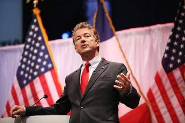 Rand Paul: Libertarianism is a 'badge of honor'