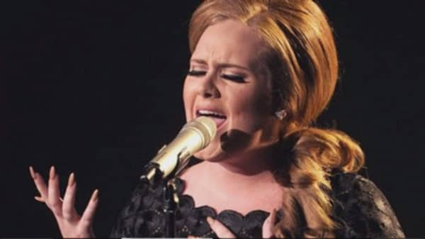 Adele ready to give the fans what they want