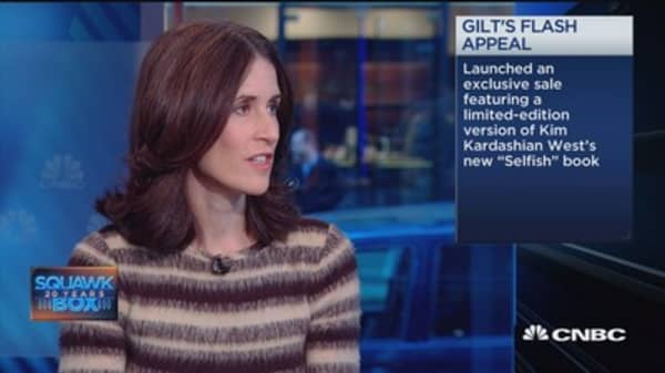 What younger consumers want: Gilt Groupe CEO