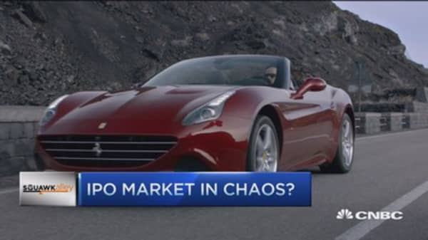 Ferrari likely to price tomorrow