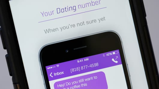 The Burner mobile app generates disposable phone numbers for calls, texts and voicemail.