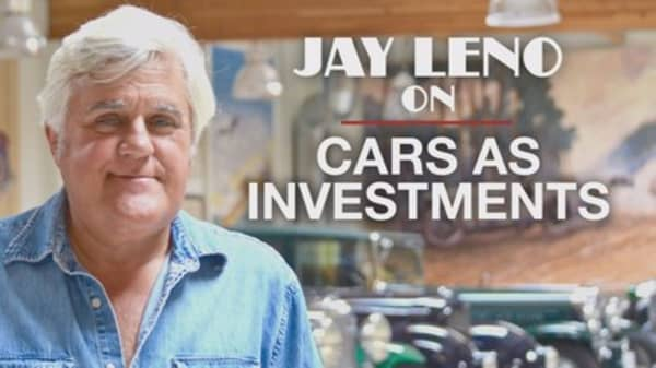 Jay Leno: I don't buy cars as investments