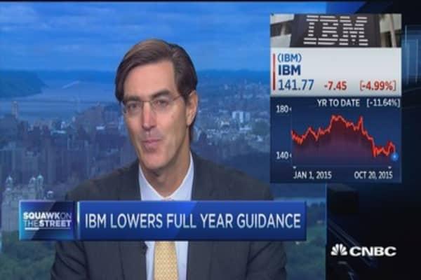 IBM dividend safe: Analyst
