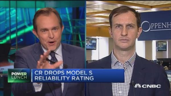 A lot of fundamental value in Tesla: Analyst