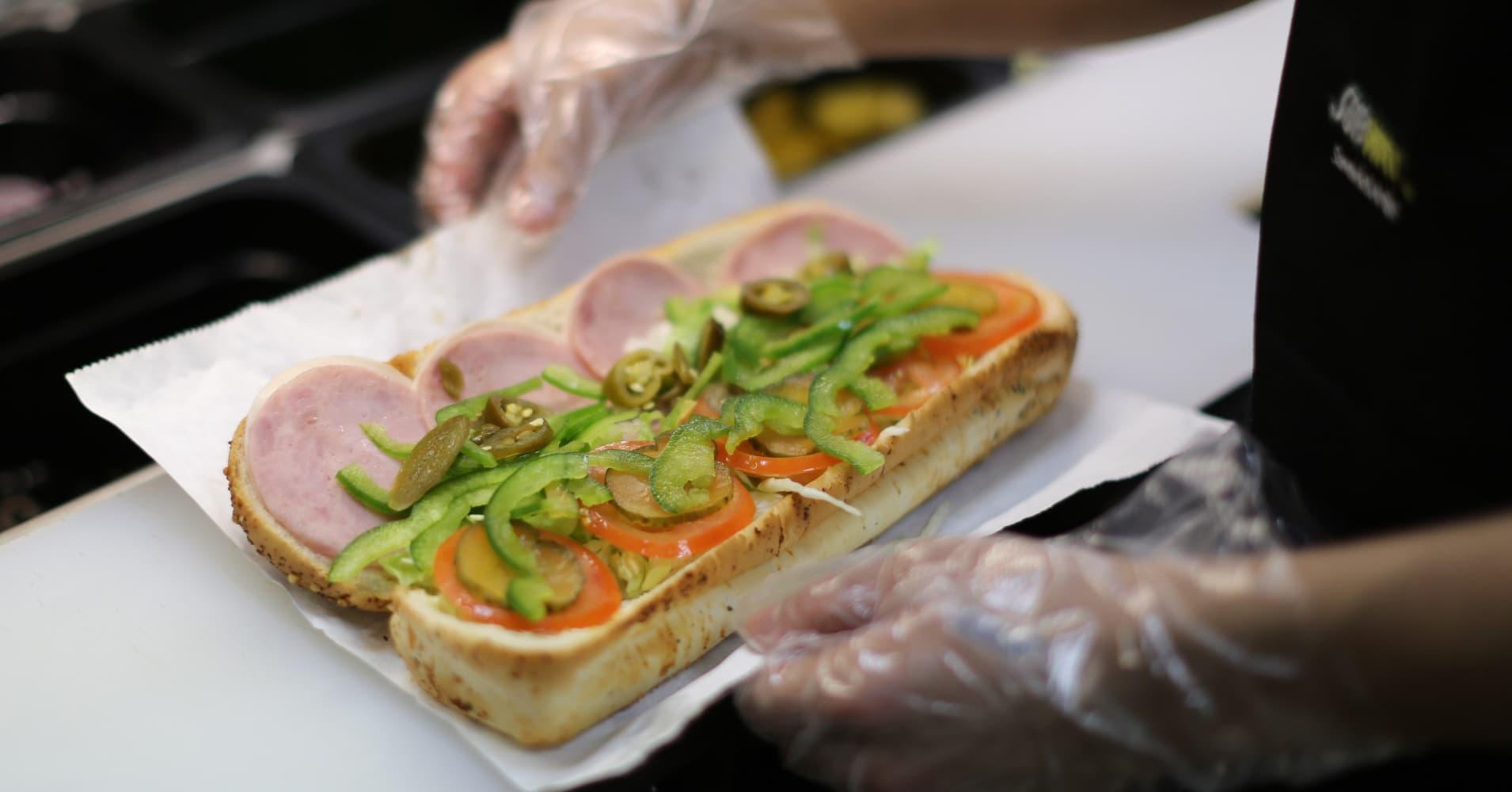 Subway Has More Restaurants Than Mcdonalds And Starbucks