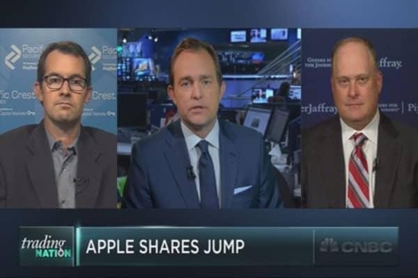 Apple's next move