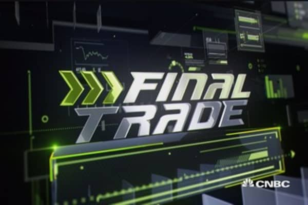 Fast Money Final Trade: DIS, PSX & more