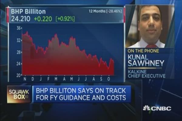 BHP Billiton has more room to cut costs