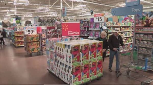 Wal Mart to remove their Made in the USA tags