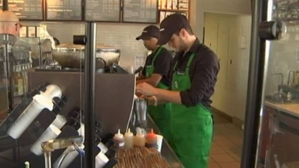Marshawn Lynch finds new team with Starbucks