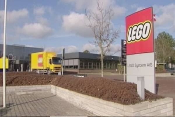 Possible Lego shortage this holiday season