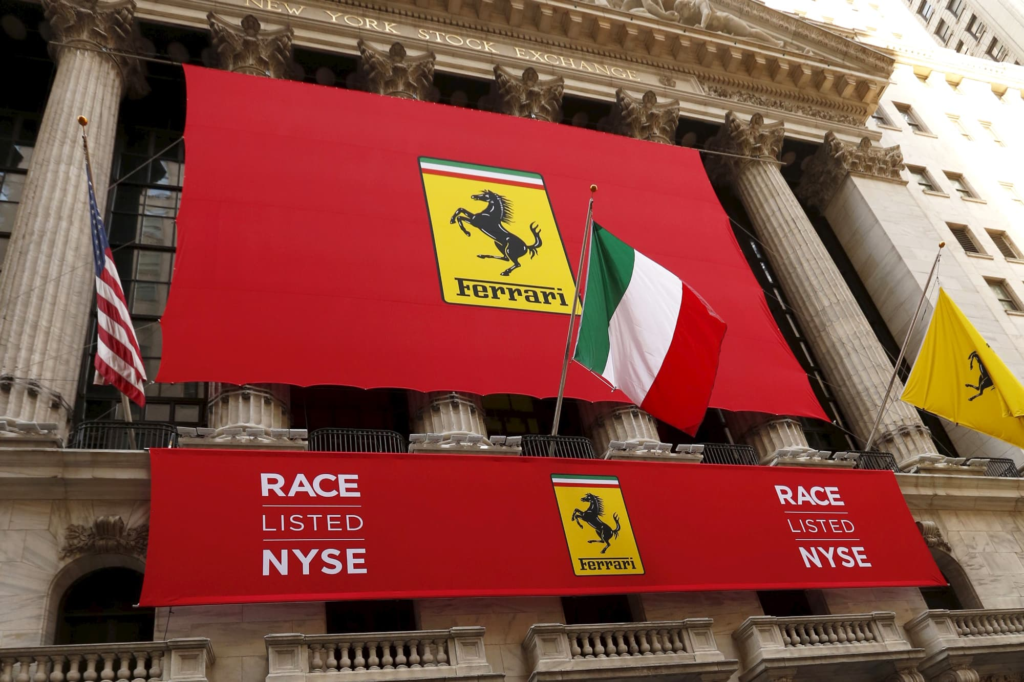 Buying Ferrari Stock Youll End Up With A Fiat