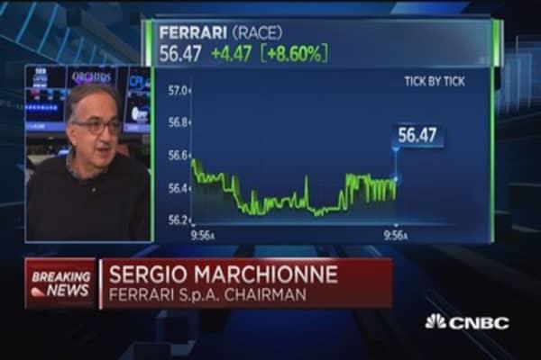 Ferrari Chairman: Auto consolidation will happen