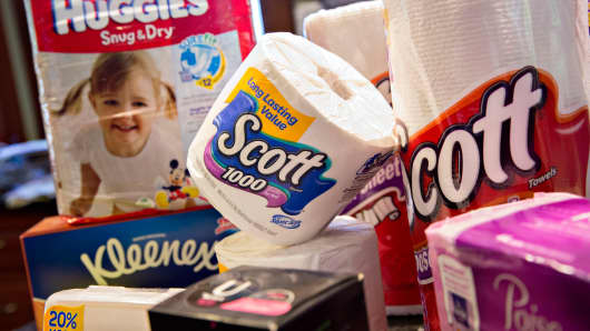 Big Cuts Looming for Kimberly-Clark