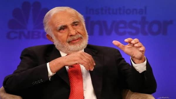 Carl Icahn: I'm pledging $150M to form super PAC