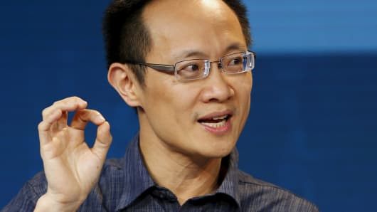 Bin Lin, co-founder and president of Xiaomi