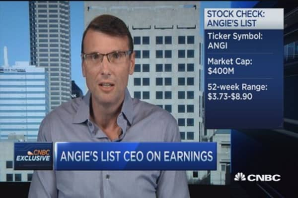 Angie's List: Board fully aligned with shareholders