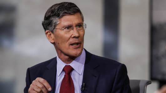 John Thain, chairman and chief executive officer of CIT Group Inc.