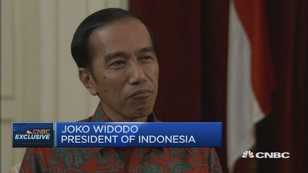 Jokowi: The first year is typically the toughest