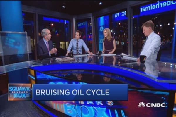 Hess CEO: Oil prices decline but demand on the rise