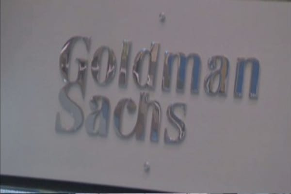 Goldman Sachs bearish on gold