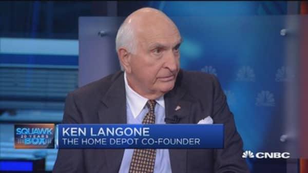 Ken Langone: Donald Trump is on 'fertile ground'