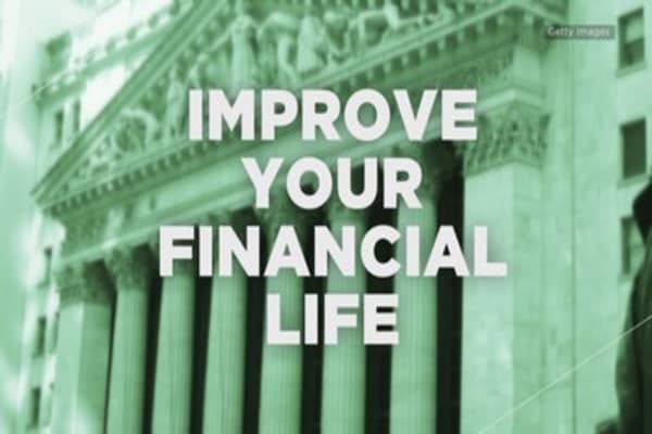 Improve your financial life