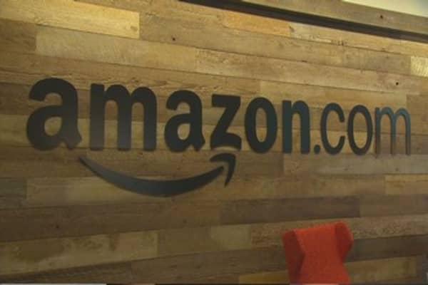Amazon earnings in focus