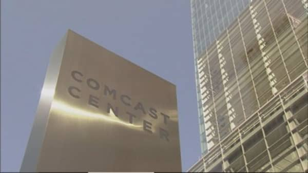 Comcast jumping into the cell service market