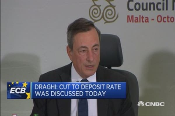 Don't expect QE expansion in Dec: Bini Smaghi