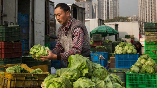 Food safety is a key issue in China and something The Dow Chemical Company is addressing as a genetically modified seeds provider.