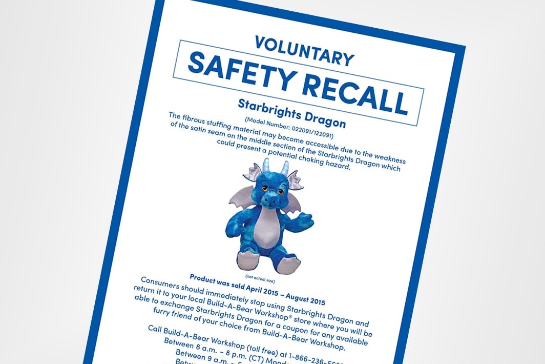 48878b31903 Build-A-Bear Workshop issues voluntary recall of 33