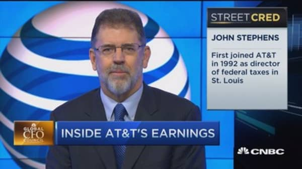 AT&T CFO: DirecTV 'everything we expected and more'