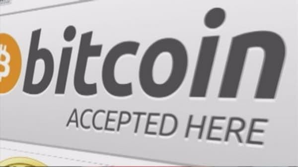Cheers for Bitcoin in Europe