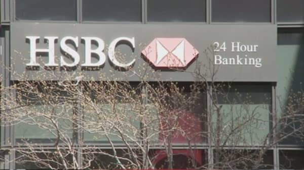 HSBC eyes US as new home