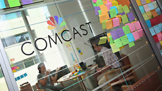 Comcast Quote Fair Comcast Reports Firstquarter 2016 Earnings