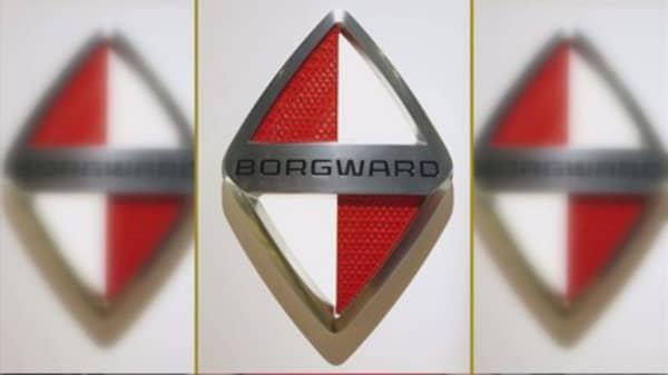 Borgward  comeback in China
