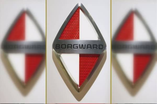 Borgward  comeback in China