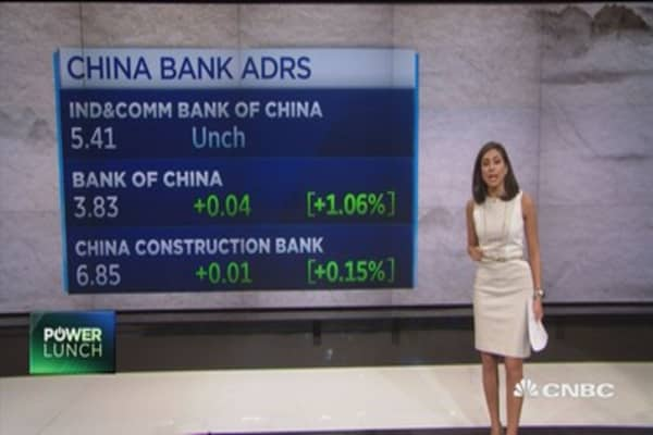 Behind the China rate cut