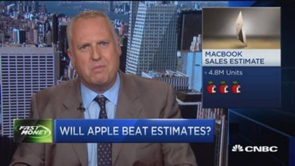 Apple's 'apple score' report