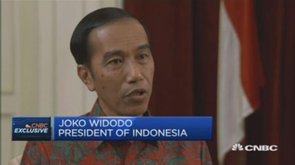Jokowi: Indonesia needs investment